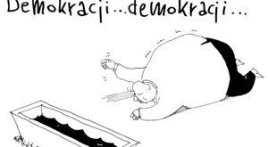 Demokracji... demokracji...