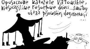 Smutny obraz pisowskiej degeneracji