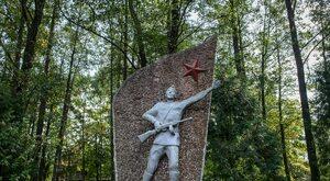 Rosyjski sentyment za sowieckimi pomnikami