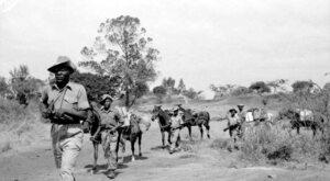 Powstanie Mau Mau i brytyjskie obozy koncentracyjne