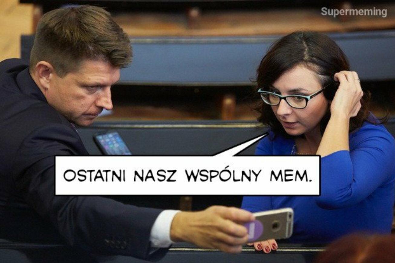 Nowoczesna - memy