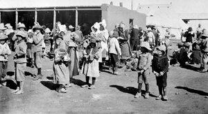 Brytyjczycy stworzyli obozy koncentracyjne dla burskich kobiet i dzieci