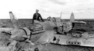 Hans Marseille - hipis z Luftwaffe