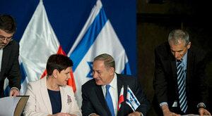 Polska blisko Izraela
